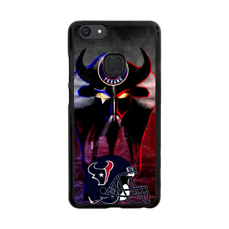 Flazzstore Houston Texans Z3002 Custom Casing for Vivo V7