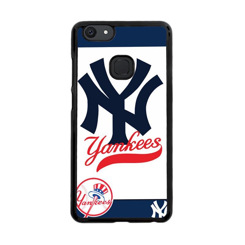 Flazzstore Yankees Baseball Z3285 Custom Casing for Vivo V7