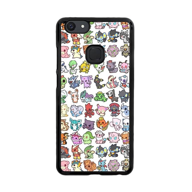 Flazzstore Pattern Pokemon O0061 Custom Casing for Vivo V7
