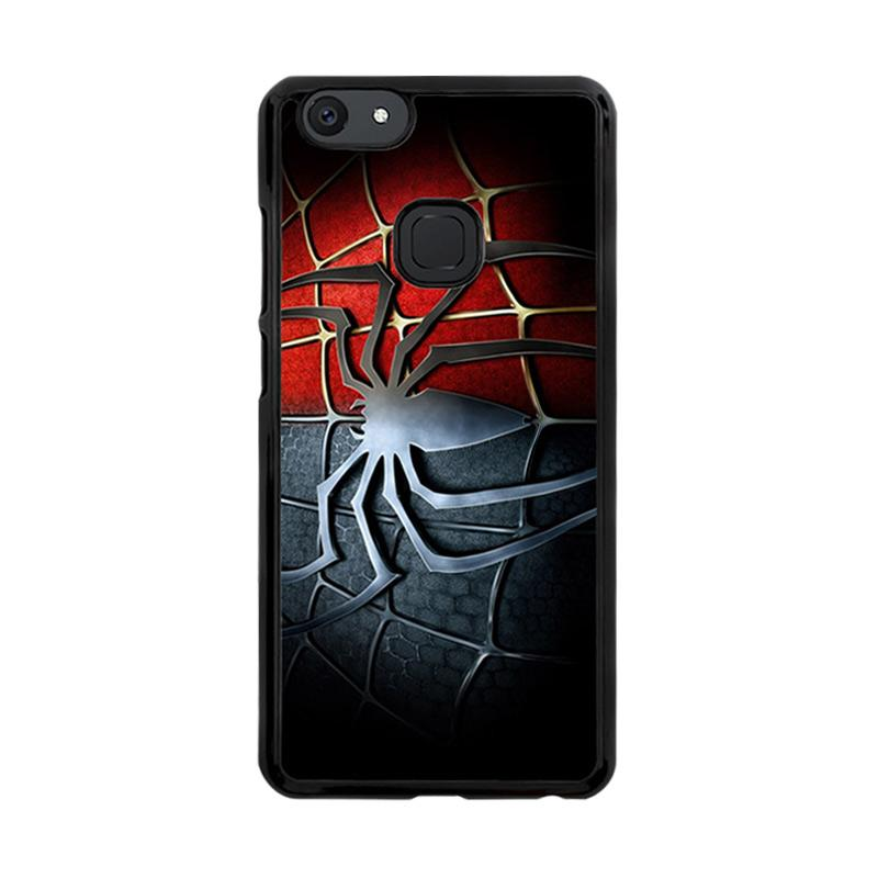 Flazzstore Spiderman Symbol F0221 Custom Casing for Vivo V7