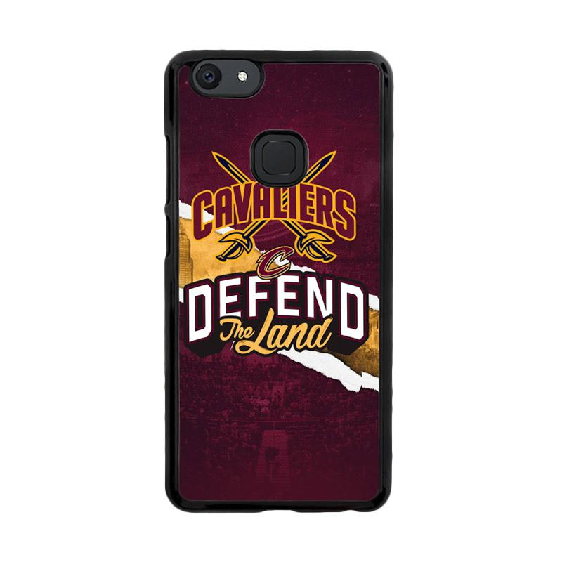 Flazzstore Defend The Land Cavaliers Playoff Z4806 Custom Casing for Vivo V7