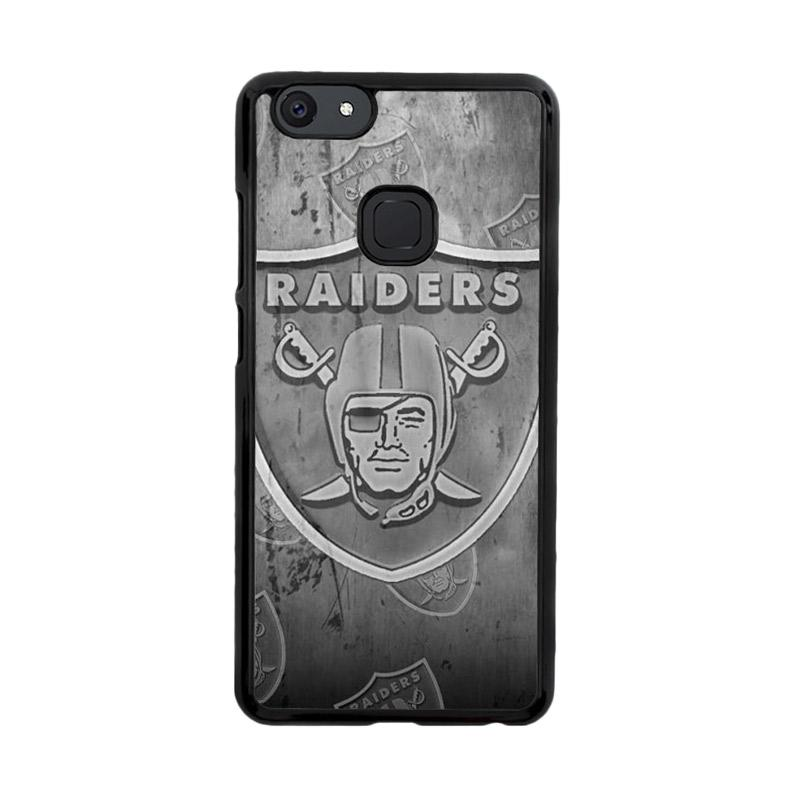 Flazzstore Oakland Raiders Z4855 Custom Casing for Vivo V7