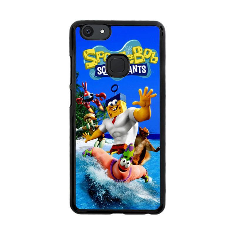 Flazzstore The Spongebob Movie D0139 Custom Casing for Vivo V7
