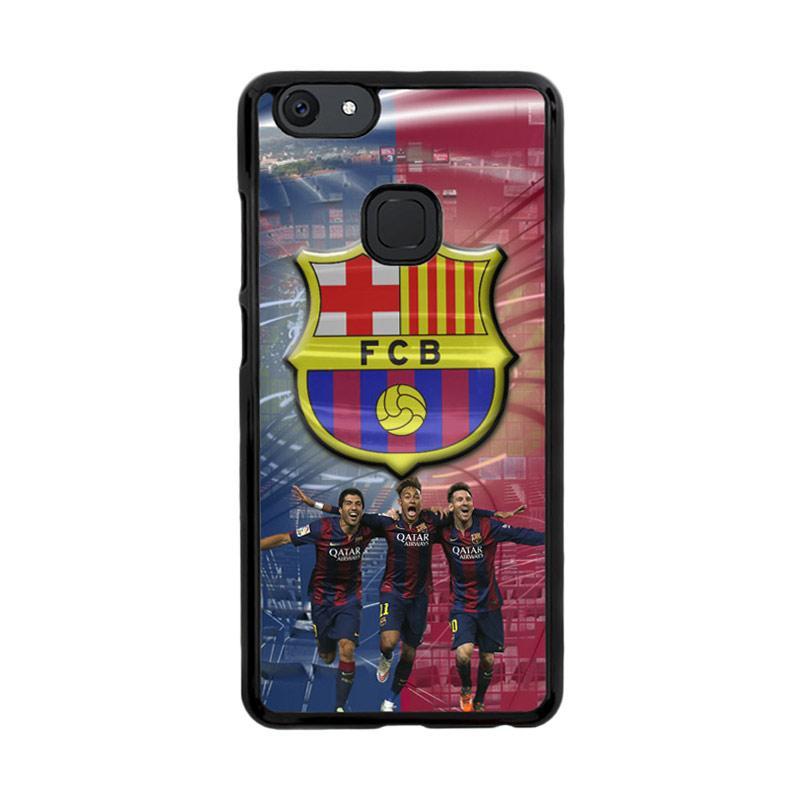 Flazzstore Suarez Neymar & Messi X3140 Custom Casing for Vivo V7