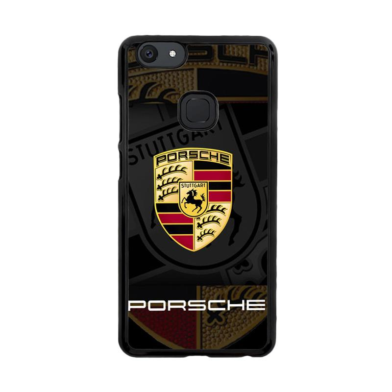 Flazzstore Porsche Logo X3244 Custom Casing for Vivo V7
