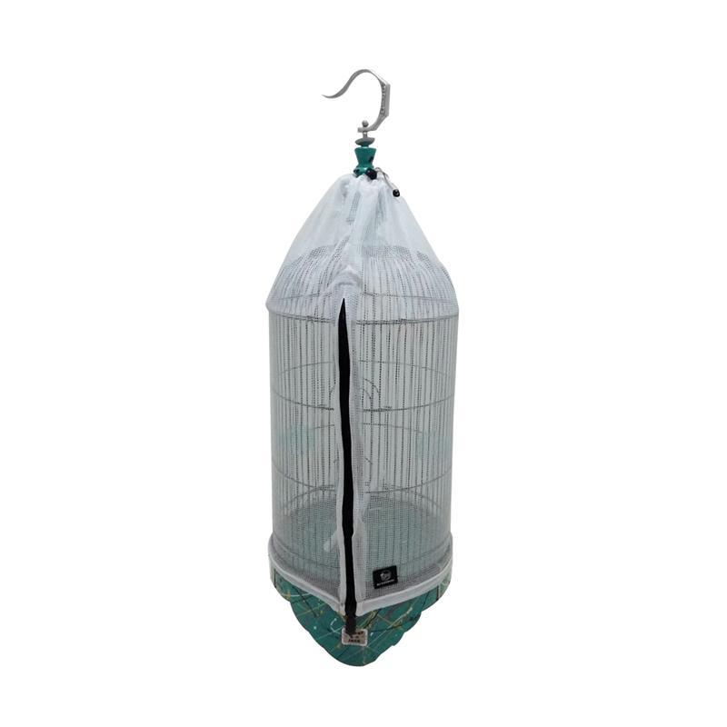 harga BANDUNG JUARA Kerodong Sangkar Burung Lovebird - Transparan Blibli.com