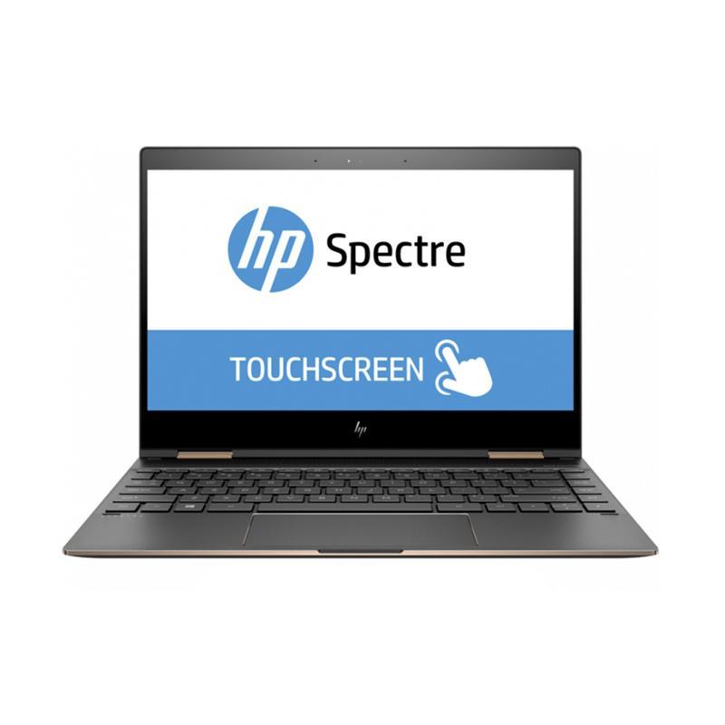 HP SPECTRE X360 13-AE077TU - I7-8550U - 16GB - 512 SSD - W10 - BLACK GOLD