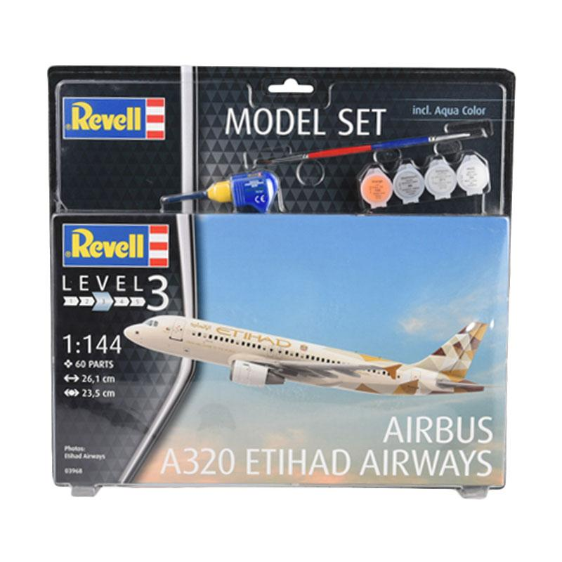 Revell Airbus A320 Etihad Model Kit [1:144]