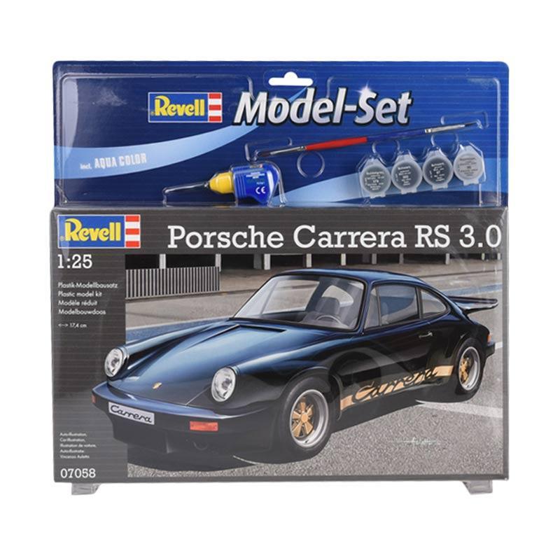 Revell Model Set Porsche Carrera Rs 3.0 Model Kit [1 : 25]