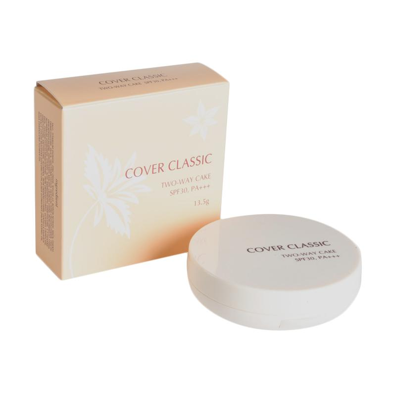 Cover Classic Two Way Cake  [13.5 g]