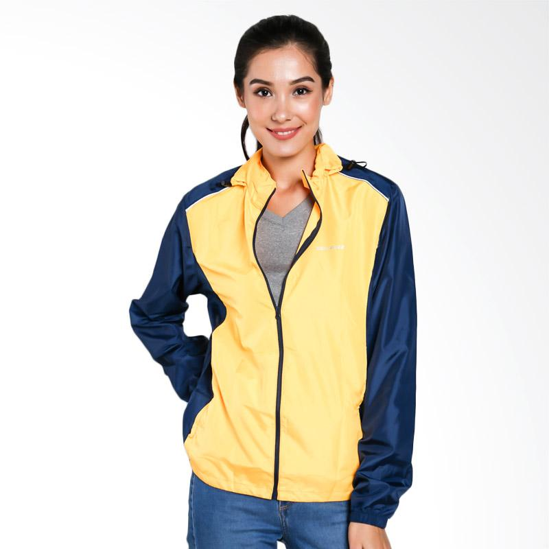 harga Zoleka Zetta Jaket Motor Wanita - Blue Yellow Blibli.com