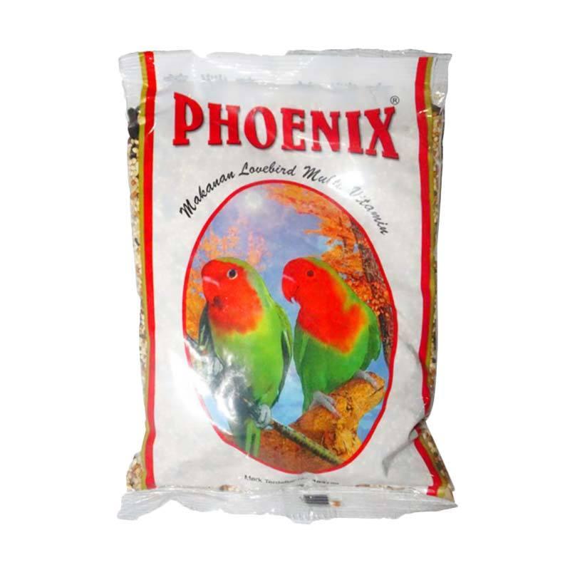 harga Phoenix LoveBird Multivitamin Pakan Burung Blibli.com