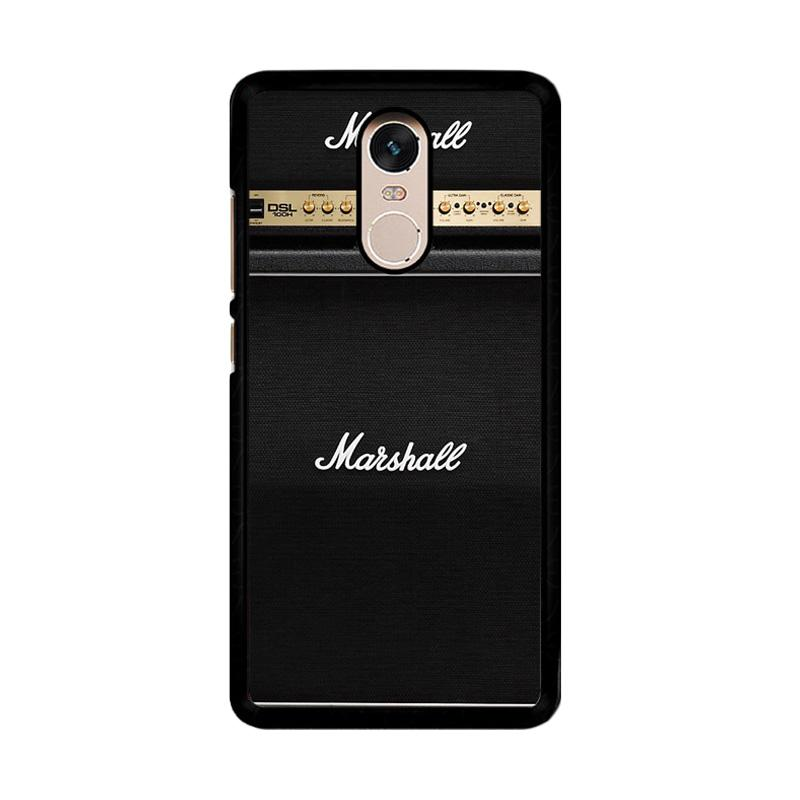harga Flazzstore Marshall Guitar Amplifier X5625 Custom Casing for Xiaomi Redmi Note 4 or Note 4X Snapdragon Mediatek Blibli.com