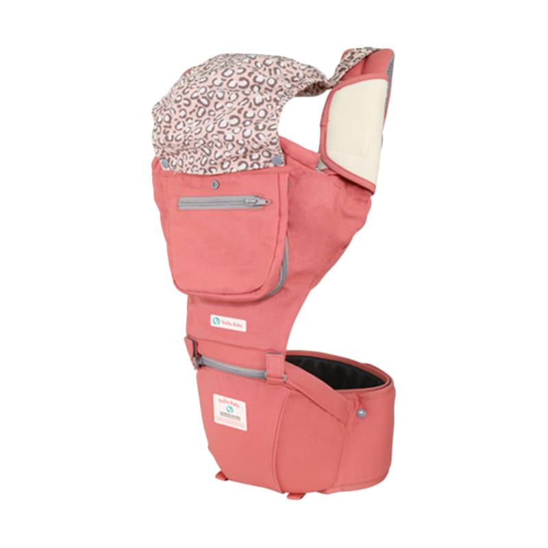 YODA Growth Type Baby Carry Gendongan Bayi - Rose Pink