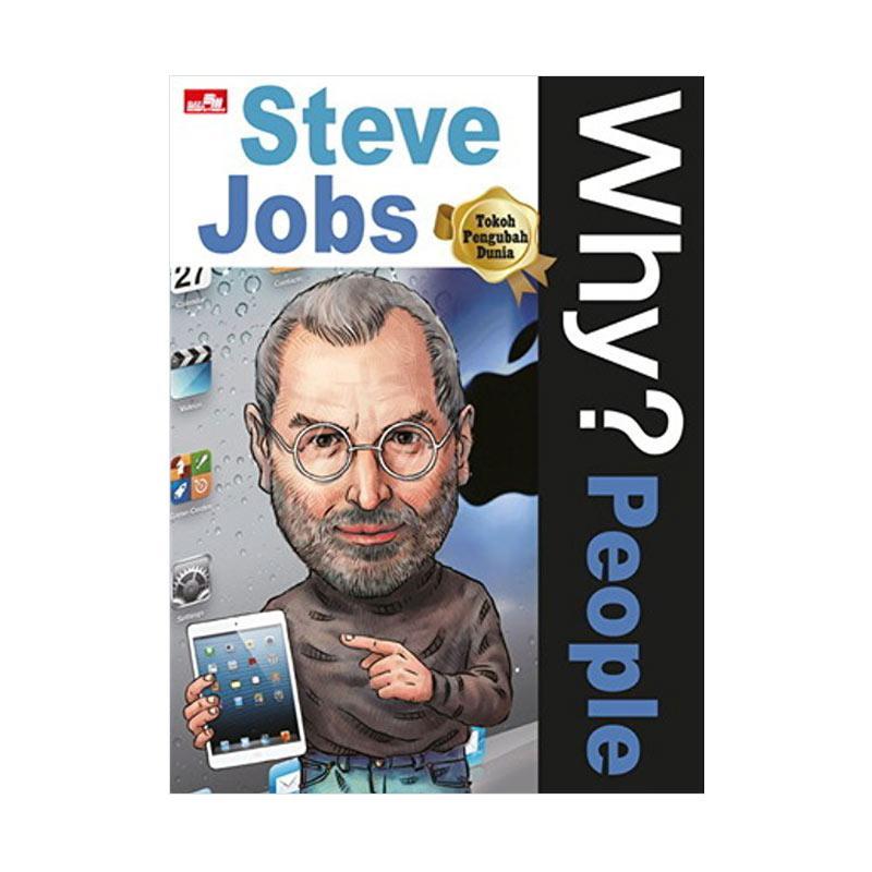 Elex Media Komputindo Why People Steve Jobs by Yearimdang Buku Edukasi