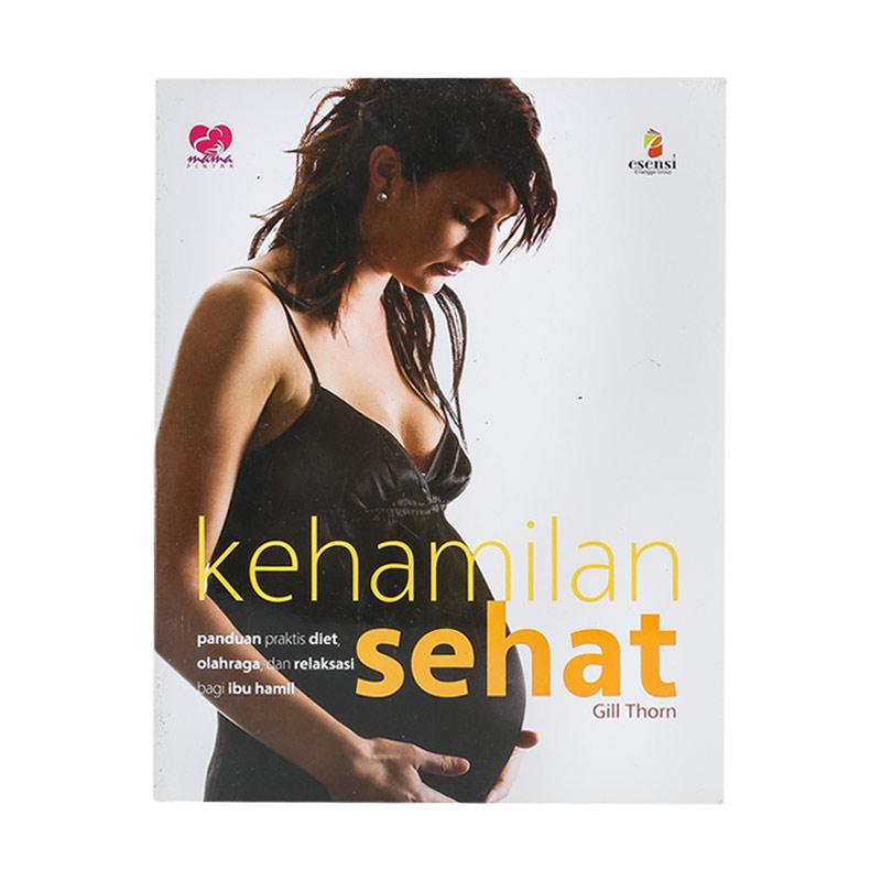 harga Erlangga EMS: Mama Pintar : Kehamilan Sehat# by Gill Thorn Buku Parenting Blibli.com