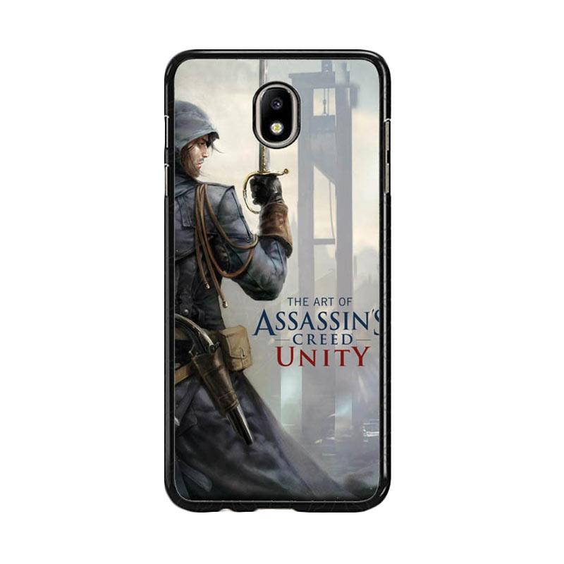 Acc Hp Assassin'S Creed Unity E0008 Custom Casing for Samsung J7 Pro