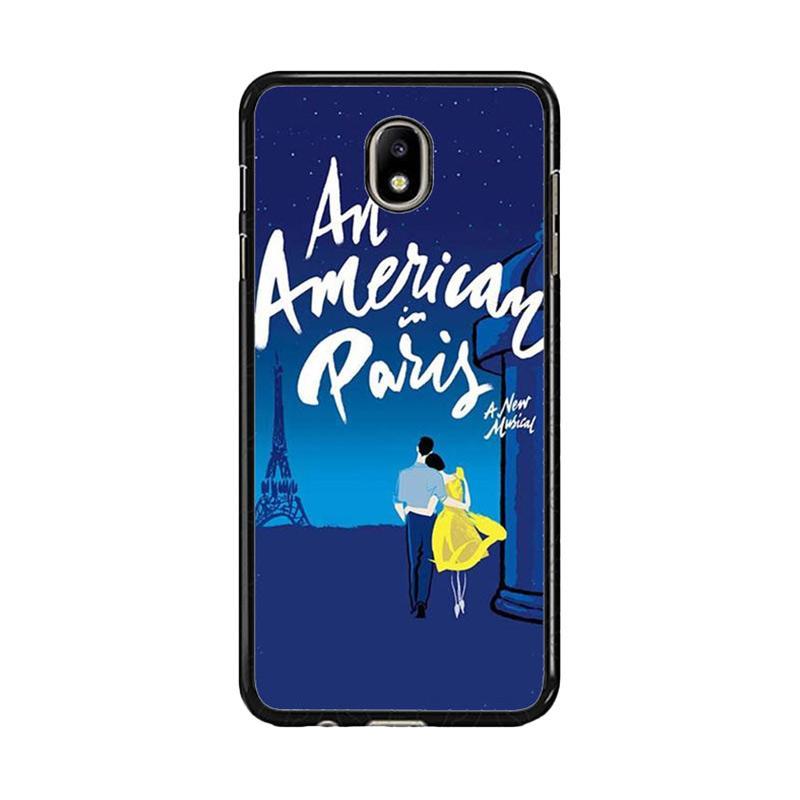 Acc Hp An American In Paris E0188 Custom Casing for Samsung J7 Pro