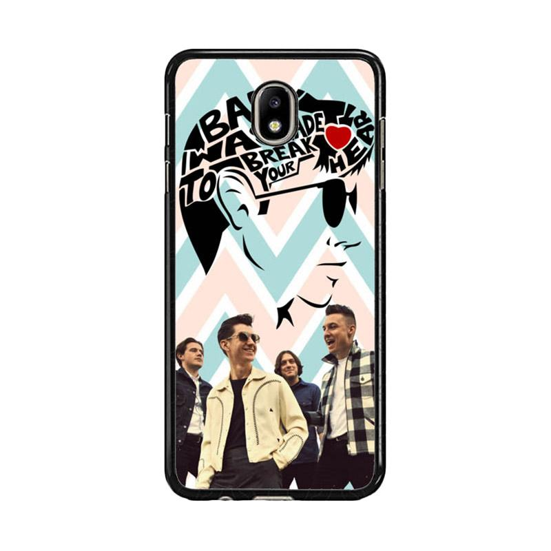 Acc Hp Arctic Monkeys W3683 Custom Casing for Samsung J7 Pro