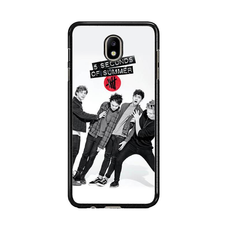 Acc Hp 5 Seconds Of Summer Poster E0027 Custom Casing for Samsung J7 Pro