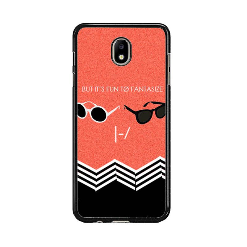Acc Hp 21 Pilots But It'S Fun To Fantasize E0182 Custom Casing for Samsung J7 Pro