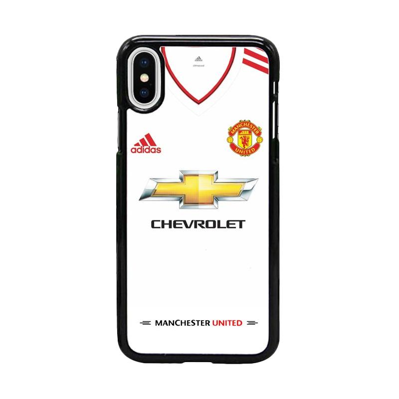 Acc Hp Manchester United Jersey W4956 Custom Casing for iPhone X