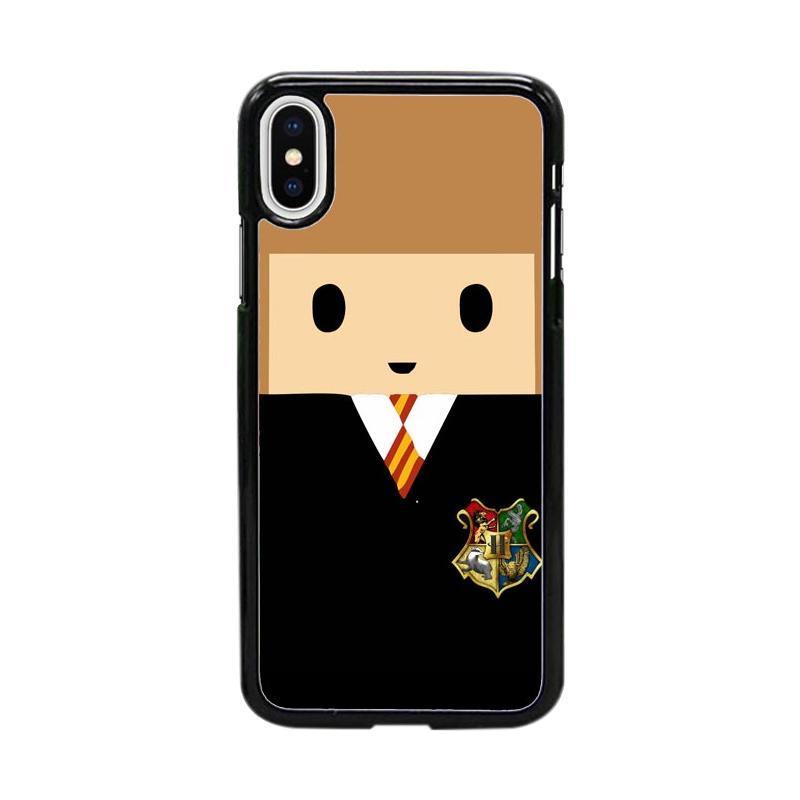Acc Hp Hermione Granger Harry Potter W5043 Custom Casing for iPhone X