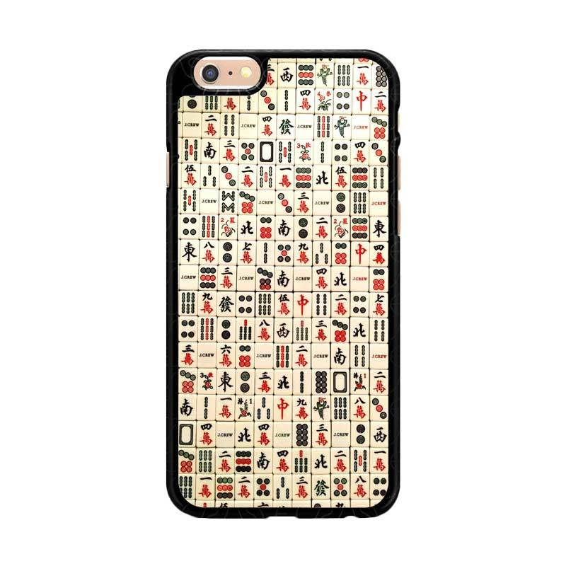 harga Flazzstore Mahjong Y2167 Premium Casing for iPhone 6 Plus or iPhone 6S Plus Blibli.com