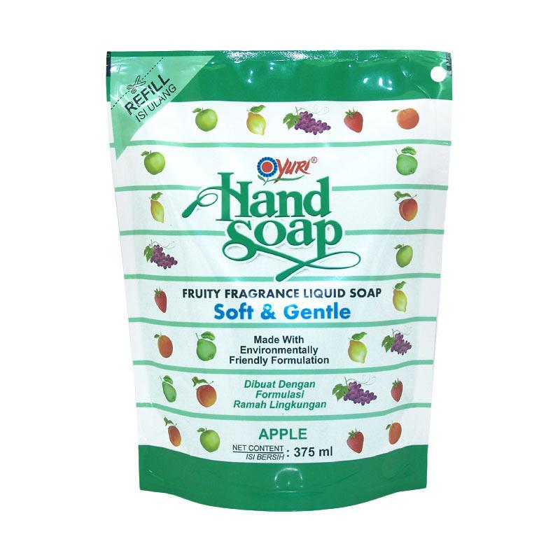 Yuri Hand Soap Pouch Refill