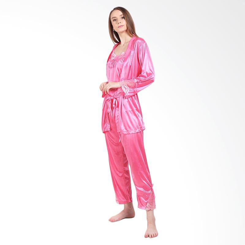 156d077f45 Jual You ve Kimono Set Shali 999103 Piyama Wanita - Pink Online - Harga    Kualitas Terjamin
