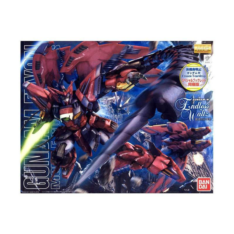 Bandai MG 1 100 Gundam Epyon EW VER Model Kit 1 100