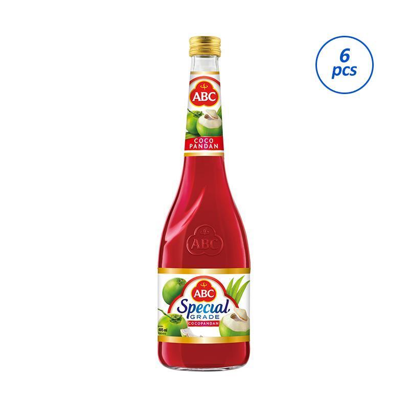 harga ABC Special Grade Cocopandan Sirup [485 mL/6 pcs] Blibli.com