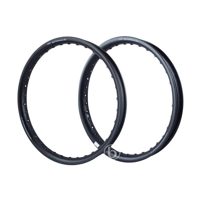 harga TDR Velg Rim Jari-jari U Shape for Fino 125 - Hitam [140/160-Ring 14] Blibli.com