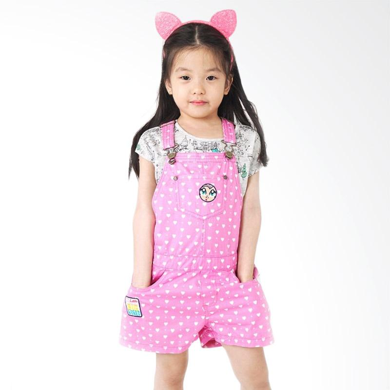 Kids Icon My Little Pony Overall Baju Anak Perempuan