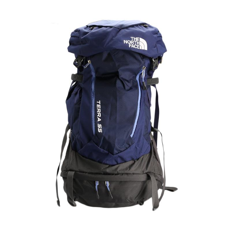 The North Face W Terra 55 Tech Pack Persian Blue