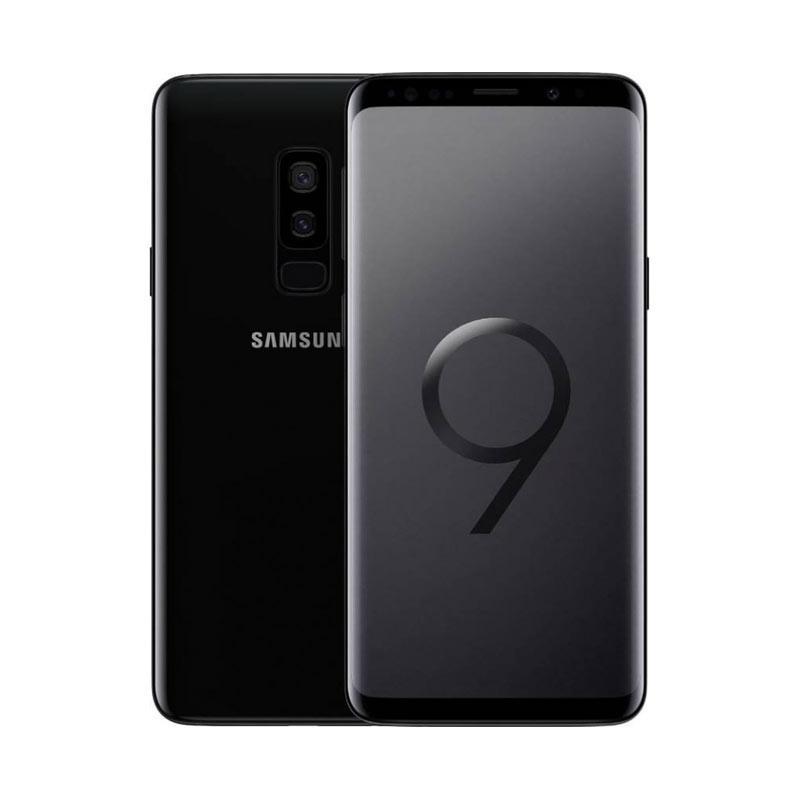 BEST DEAL Samsung Galaxy S9 Plus Smartphone - Midnight Black [256 GB/ 6 GB]