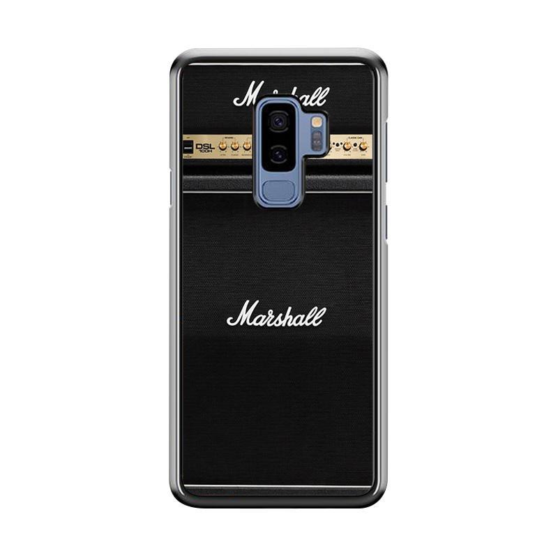 harga Flazzstore Marshall Guitar Amplifier X5625 Premium Casing for Samsung Galaxy S9 Plus Blibli.com