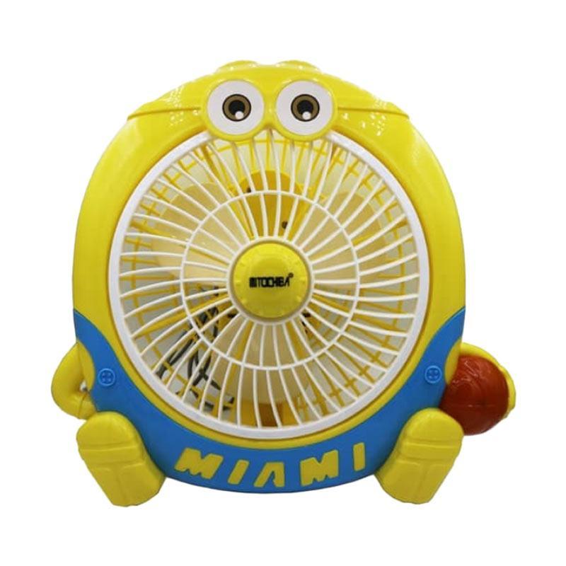Mitochiba Mini Fan Minion / Miami - Kuning