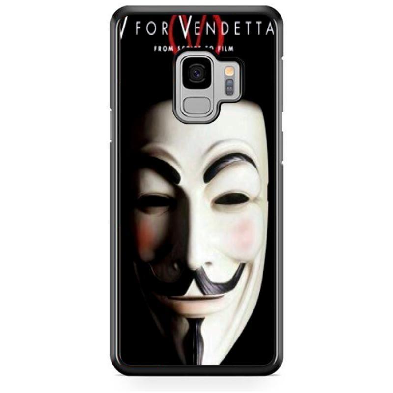 Flazzstore Guy Fawkes Mask V For Vendetta…