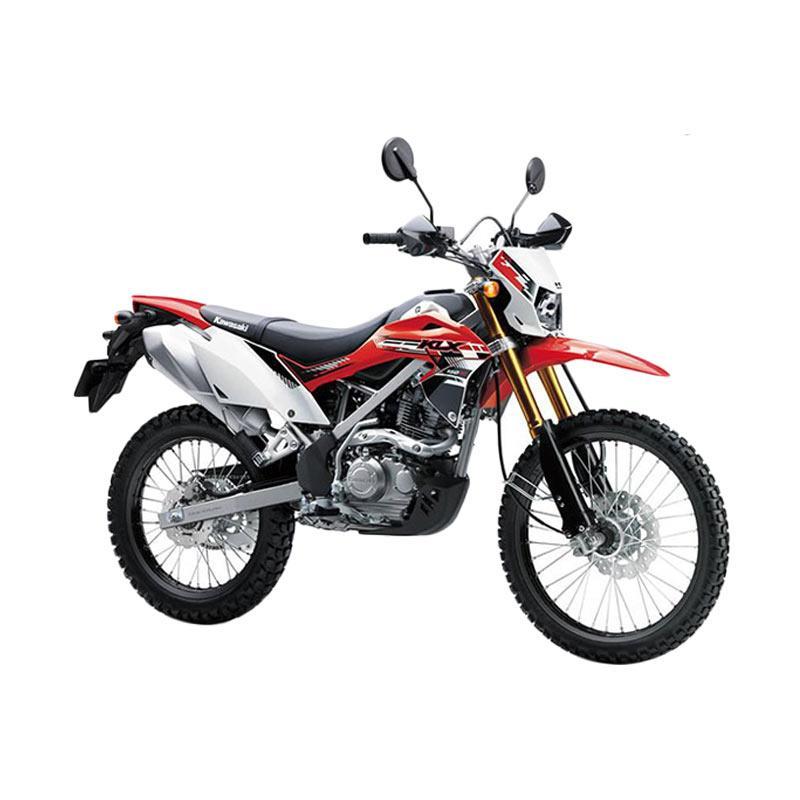 Kawasaki New KLX150BF SE Sepeda Motor [VIN 2018/ OTR Bogor]