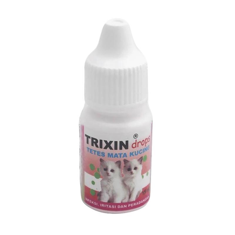 Harga Jual Tamasindo Trixin Kitten Obat Tetes Mata Kucing Di Online Store Diskon