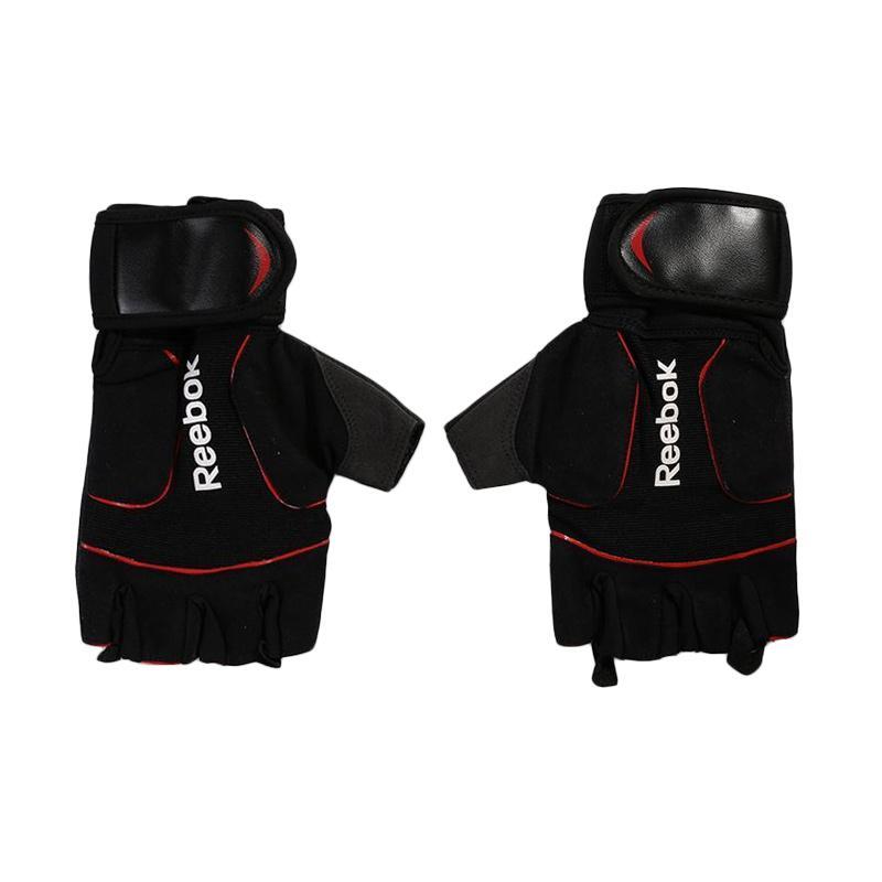 Reebok Lifting Gloves Sarung Tangan Half Finger