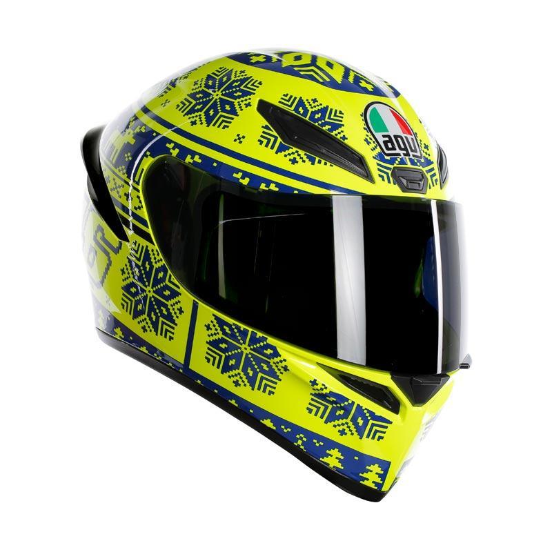 Jual Agv K1 Winter Test 2015 Helm Full Face Online Maret 2021 Blibli