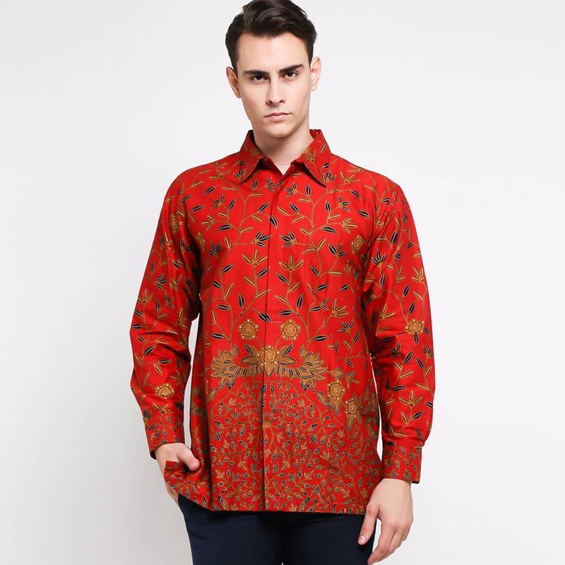 Kerja Baju Batik Modern Baju Batik Pria Pekalongan Motif Terbaru. Source · bafee6e64d