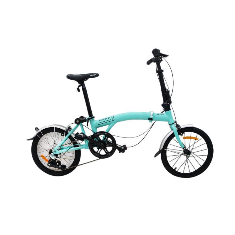 Jual United Trifold 3 Sepeda Lipat 16 Inch Online Desember 2020 Blibli