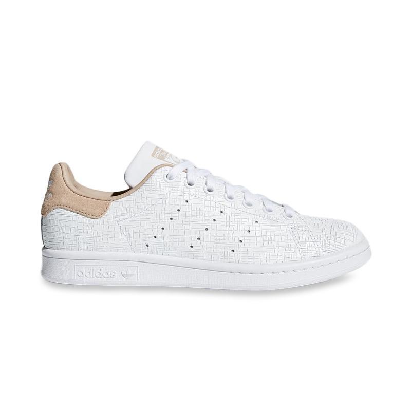 online retailer 66395 9f57d Jual adidas Women Originals Stan Smith Shoes Sneakers Sepatu Olahraga  Wanita [CQ2818] Terbaru - Harga Promo September 2019 | Blibli.com