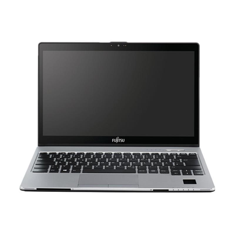 Fujitsu Lifebook S937-03 (039) Notebook - Hitam [13.3 Inch FHD/ Intel Core i5-7200U/ 12 GBRam/ 512 GB SSD/ Win 10 Pro]