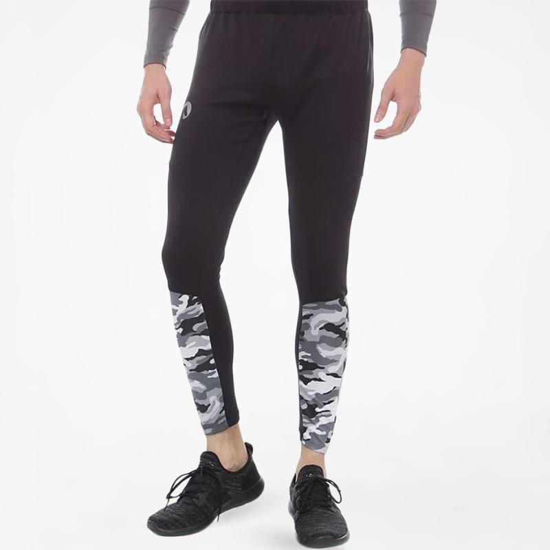 Jual Waldos Sports Apparel Army Baselayer Celana Legging Pria Black Online Oktober 2020 Blibli Com
