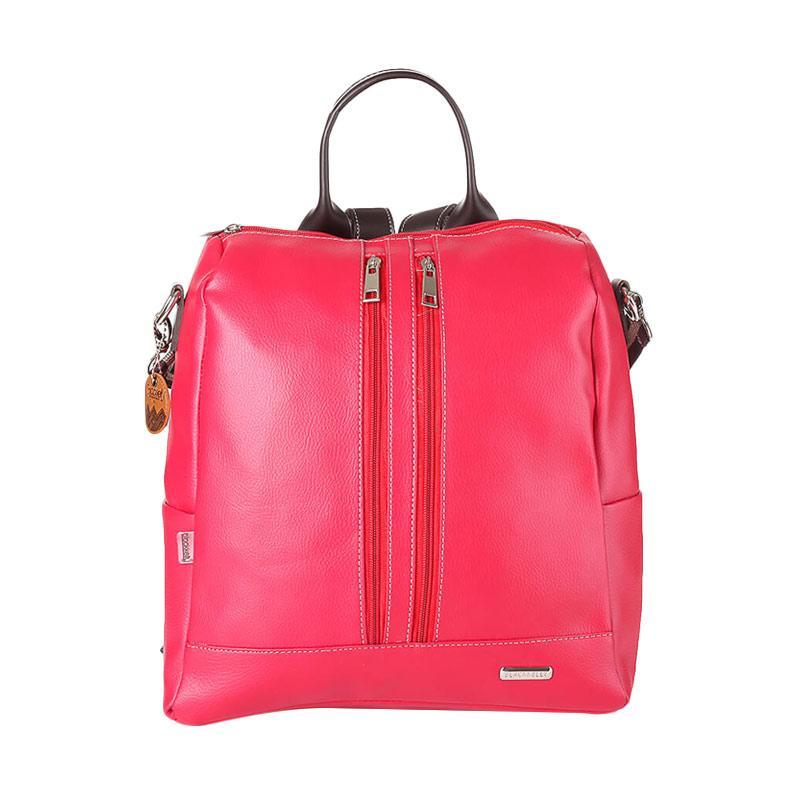 Blackkelly LAP 430 Backpack Wanita - Merah f88fa61f8b