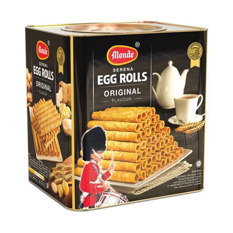 FS Monde Egg Roll Original Biskuit